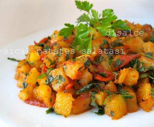 sıcak patates salatası2