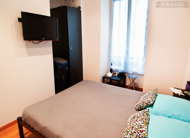 Meyerbeer Hostel in Nice, France