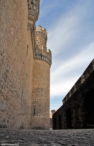 Castillo de Manzanares el Real - Madrid