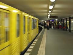 Berlin - U-Bahnhof Potsdamer Platz - Linie U2
