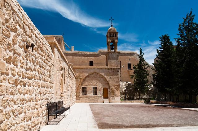 Iglesia cristiana ortodoxa en Mardin