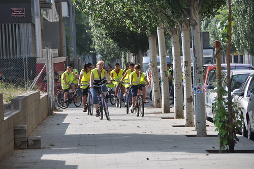 Ruta amb bicicleta :: XXI Setmana Cultural