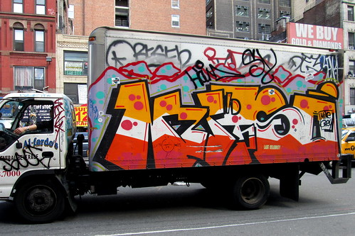 NYC Truck