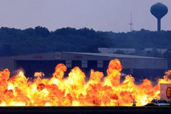 2012 Smyrna Air Show: Pyrotechnics