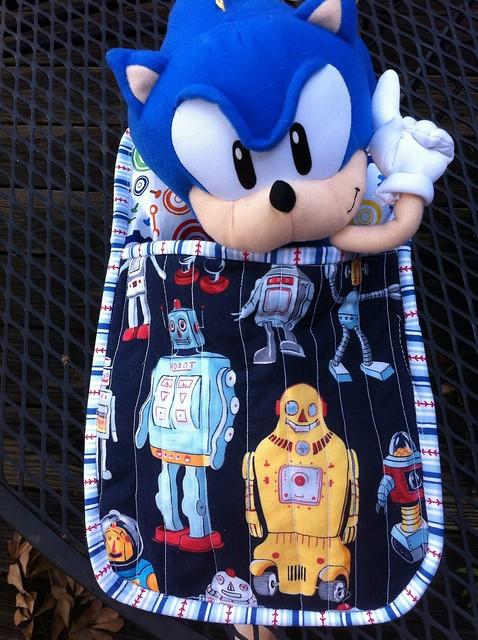 Sonic = cozy