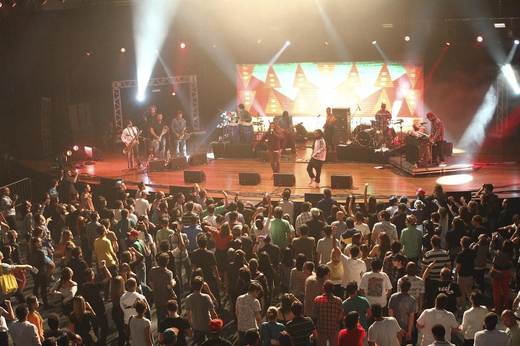 Sónar São Paulo 2012 - Criolo