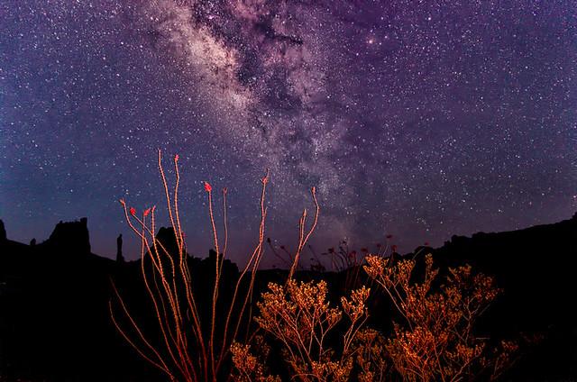 Milky Way in the Big Bend