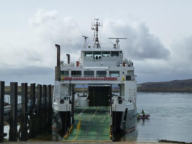 Uist to Harris Ferry