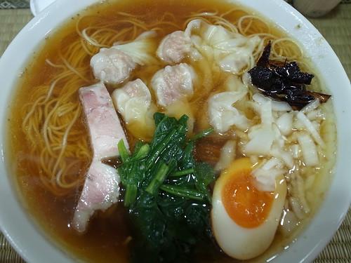 ra120517東京いまむら ワンタン麺