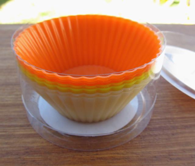 Forminhas de silicone para mufffins e cupcakes