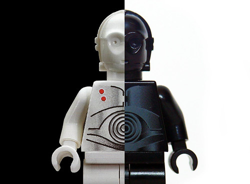 The Dark Side of the 3PO