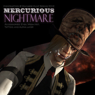 The Mercurious Nightmare