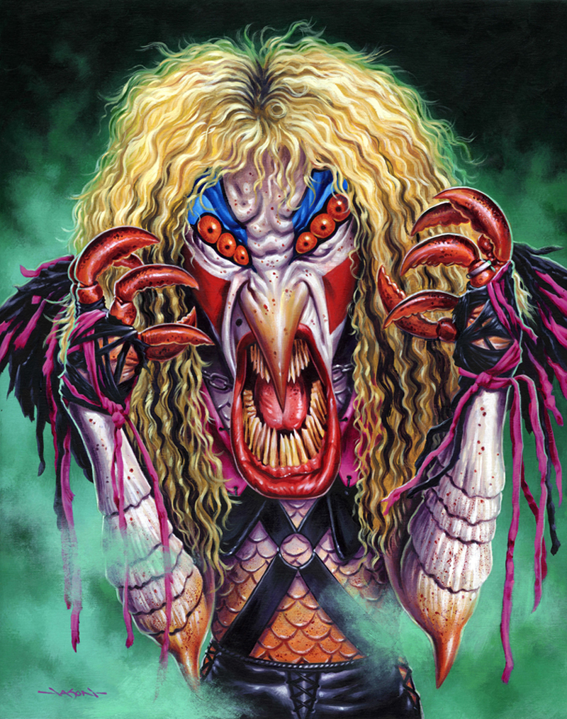 Jason Edmiston - (Monsters Of Rock) Dee