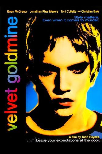 天鹅绒金矿 Velvet Goldmine(1998)