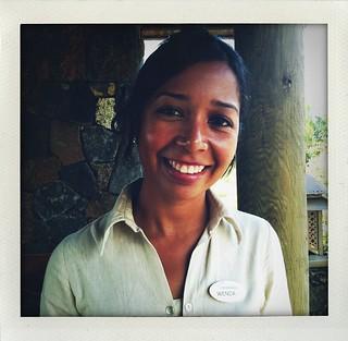 Wenda at Rhumerie de Chamarel #Mauritius