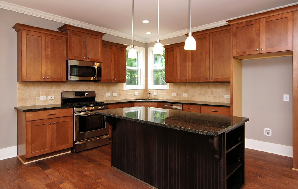 Wedgewood 7 - Kitchen | Full House - Elevation A Walls - Ane ...