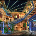 Court des Anges - Disneyland by Gregg L Cooper