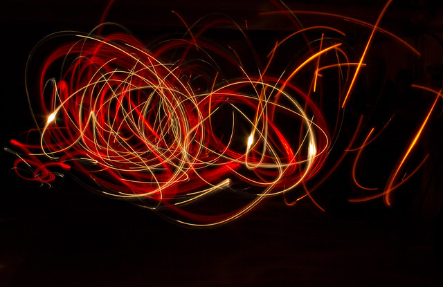 Going crazy with lights