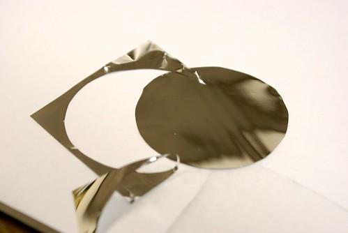 日食メガネ作り