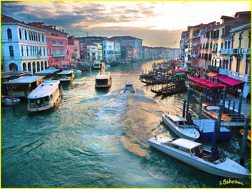 Venice (by: shapour bahrami, creative commons license)