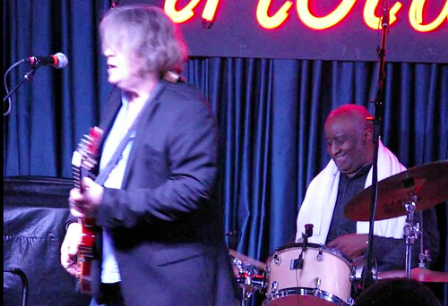 Mick Taylor-Iridium NYC_5-10-12 by Doctor Noe