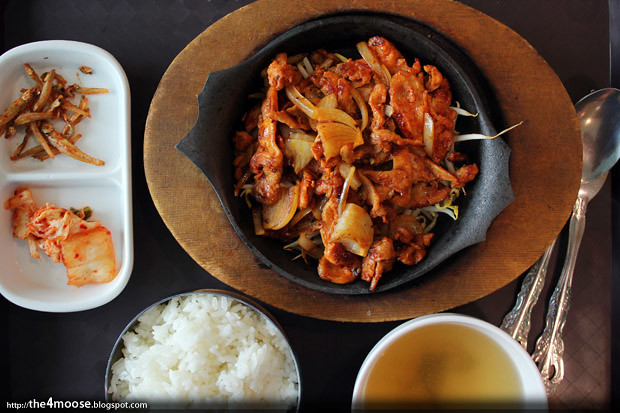 Fork and Spoon - Korean Food