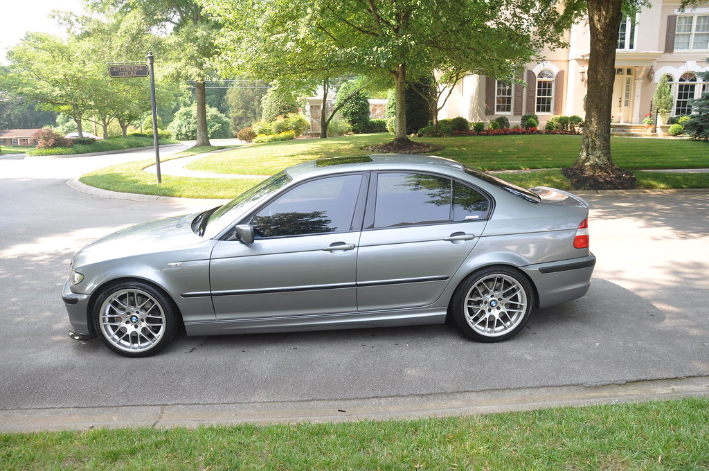 for sale 2003 bmw 330i zhp silvergrey alcantara. Black Bedroom Furniture Sets. Home Design Ideas