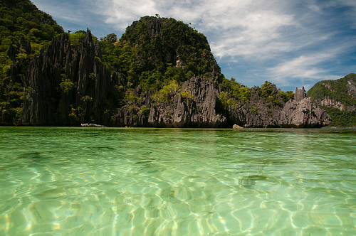 ocean travel blue sea summer vacation sky tourism beach nature water beautiful clouds landscape island view philippines sunny el lagoon clear tropical recreation nido palawan filippine cadlao