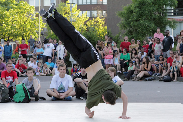 Urban Circus op de Bruul - Leuven in Scène 2012