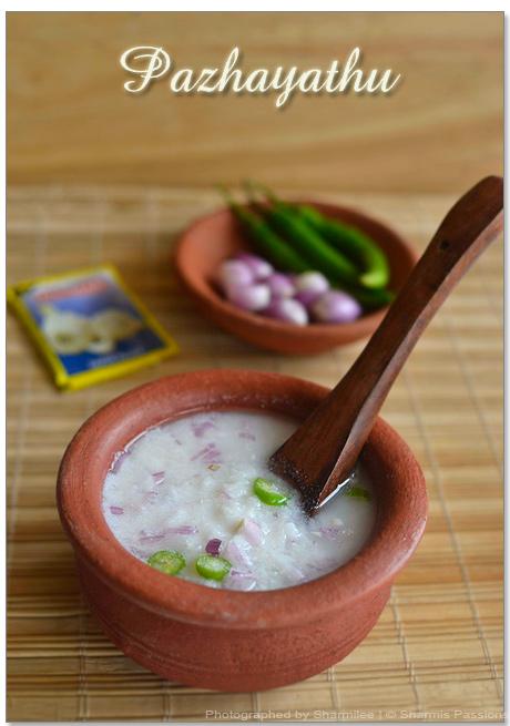 Pazhaya Satham Recipe