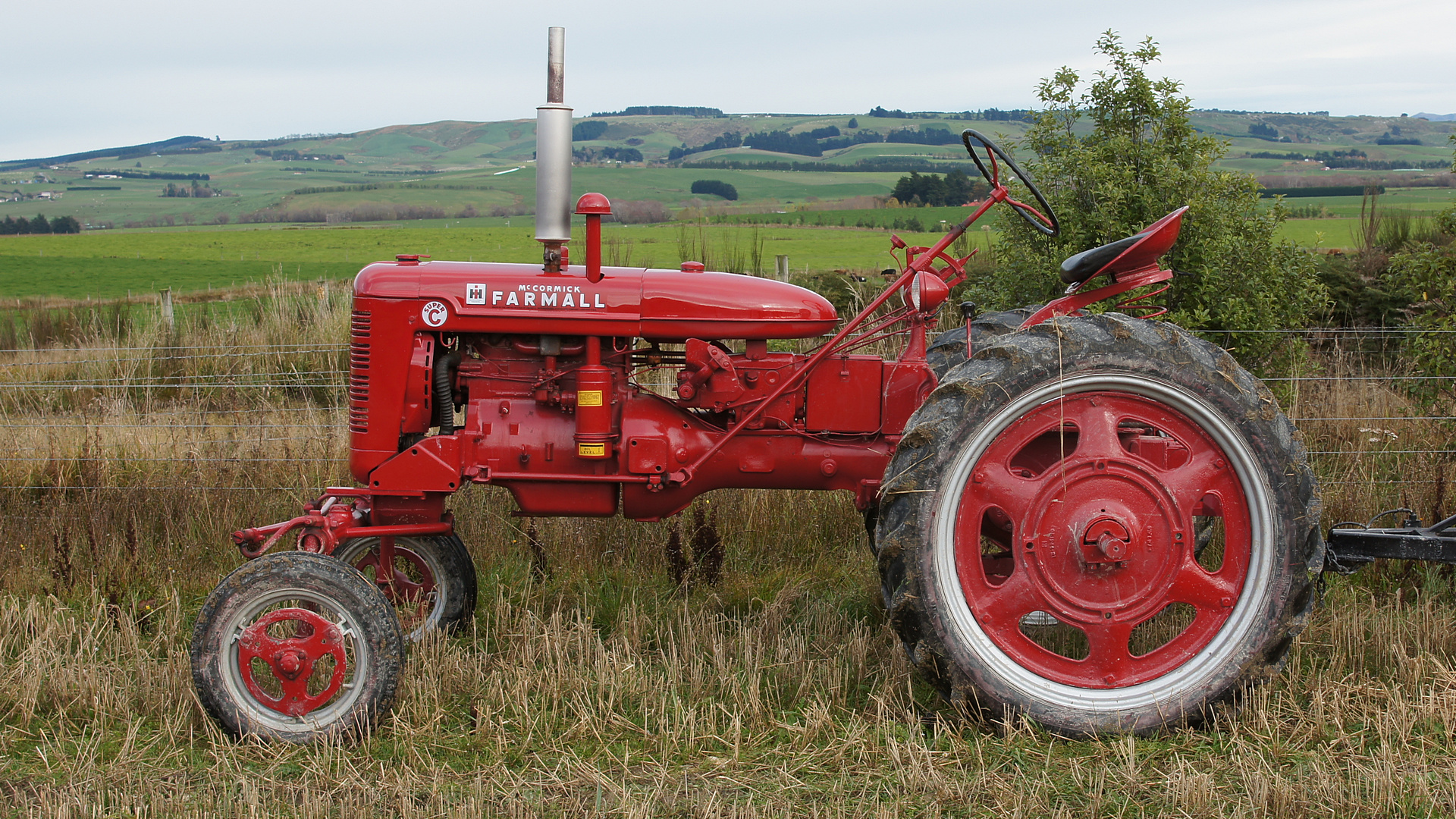 farmall super c implements - photo #19