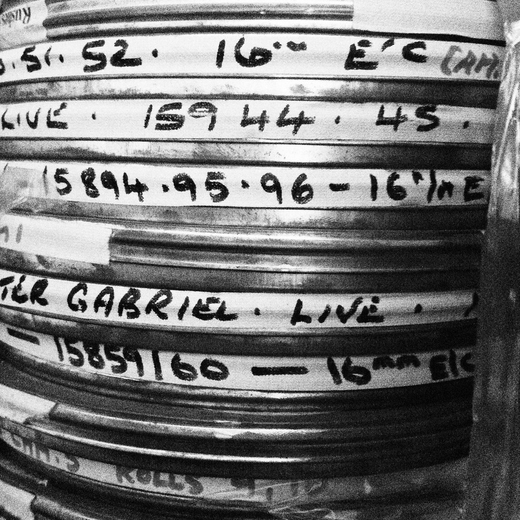 Secret World Live Film Archive