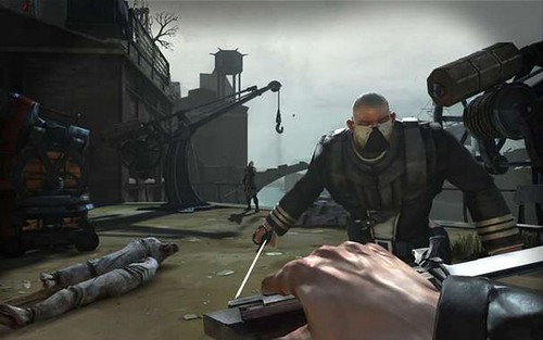 Dishonored & DOOM 3 BFG Playable At QuakeCon 2012