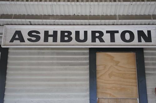 Ashburton Walkway Trail Canterbury New Zealand