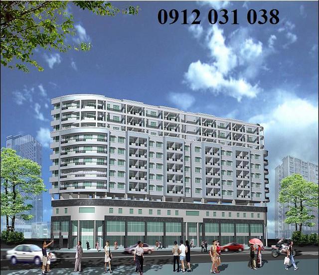 Chung cư căn hộ LaKai trung tâm Quận 5 chỉ 21 triệu/ m2