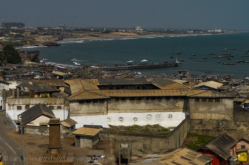 jamestown accra jamesfortprison