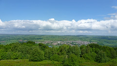 Otley, from the Chevin by Tim Green aka atoach