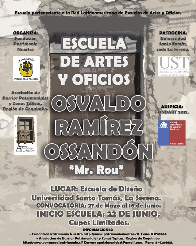Escuela Taller Osvaldo Ramírez Ossandón