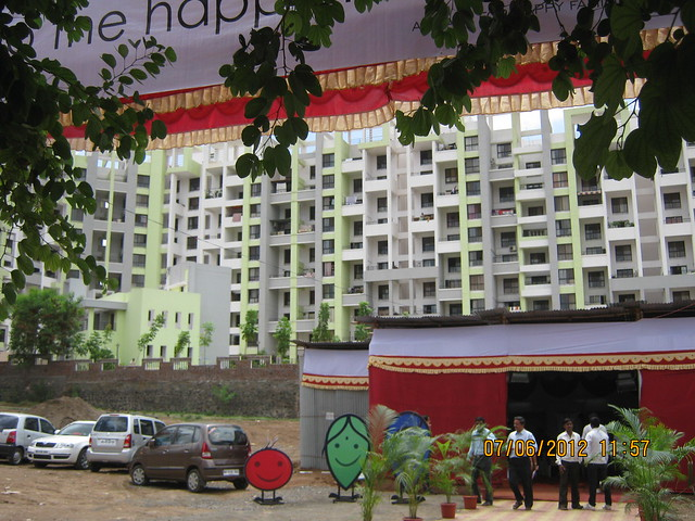 Launch of Sneha Corp's Homes 1 BHK & 2 BHK Flats behind Shell Petrol Pump near Meghvarsha at Warje Pune 411052