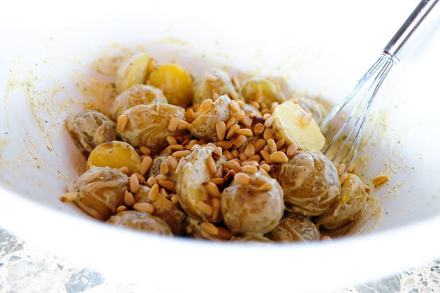 Creamy Lemon Basil Potato Salad | The Pioneer Woman Cooks | Ree ...