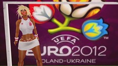 Alexandra's Euro 2012 video 1: May the Best Legs Win!