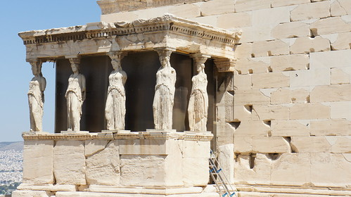 Porch of the Caryatids, Acropolis