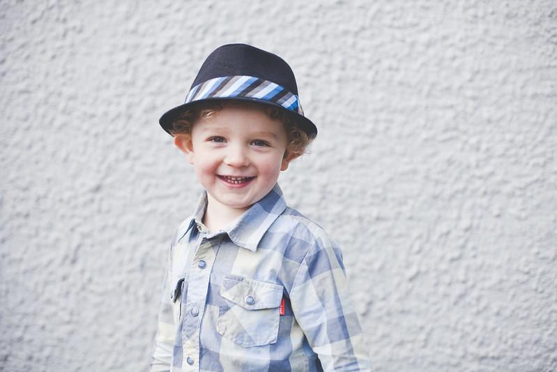 Arlo, nephew extrordinaire