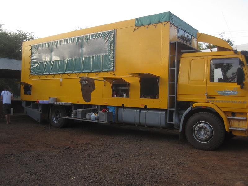 Overland Truck Space Tanzania Africa