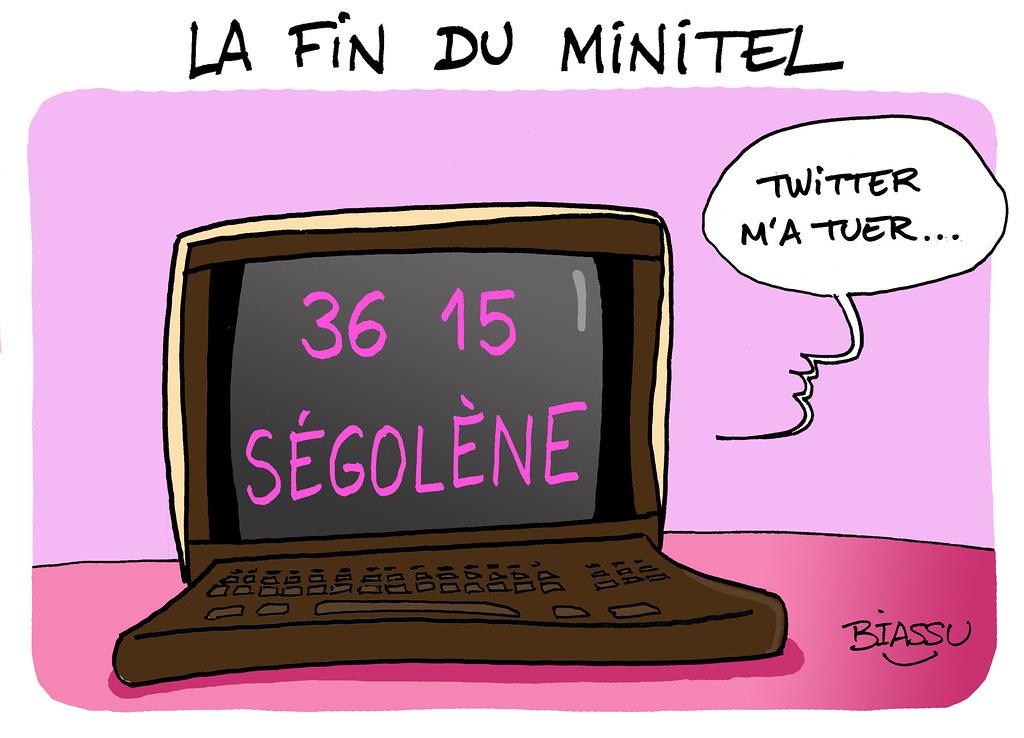 humour+Ségolène+Biassu+minitel