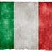 Italy Grunge Flag by Free Grunge Textures - www.freestock.ca