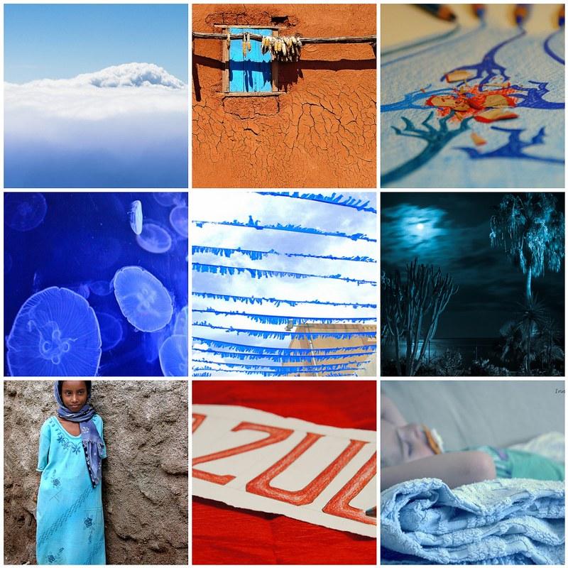 Mosaico Azul junio 1ª quincena
