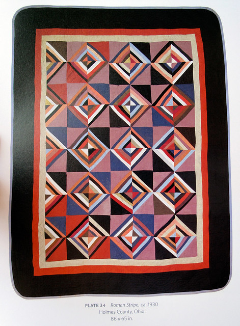 Amish Quilt from DeYoung Exhibit in 2010