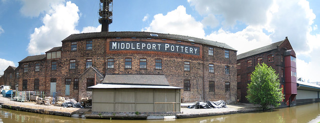 Middleport Pottery , Stoke-On-Trent