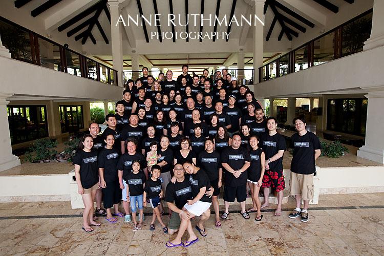 Large Group Wedding Photo 2